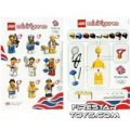 LEGO – Minifigures Olympic Team GB Collectable Leaflet