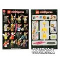 LEGO – Minifigures Series 8 Collectable Leaflet