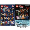 LEGO – The LEGO Movie Minifigures Collectable Leaflet