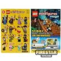 LEGO – Minifigures Series 12 Collectable Leaflet