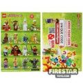 LEGO – Minifigures Series 13 Collectable Leaflet