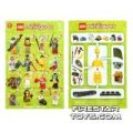 LEGO – Minifigures Series 3 Collectable Leaflet