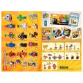 LEGO – Minifigures Series 18 Collectable Leaflet